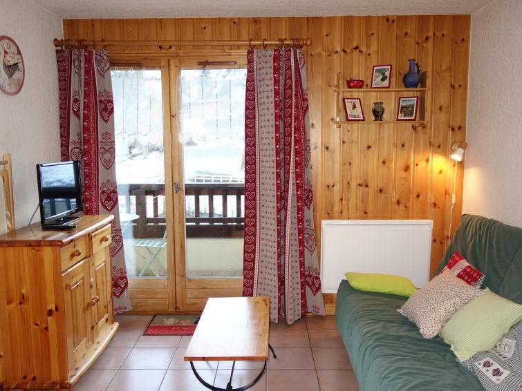 Urlaub in den Bergen 2-Zimmer-Appartment für 4 Personen (2) - Les Jardins Alpins - Saint Gervais - Unterkunft