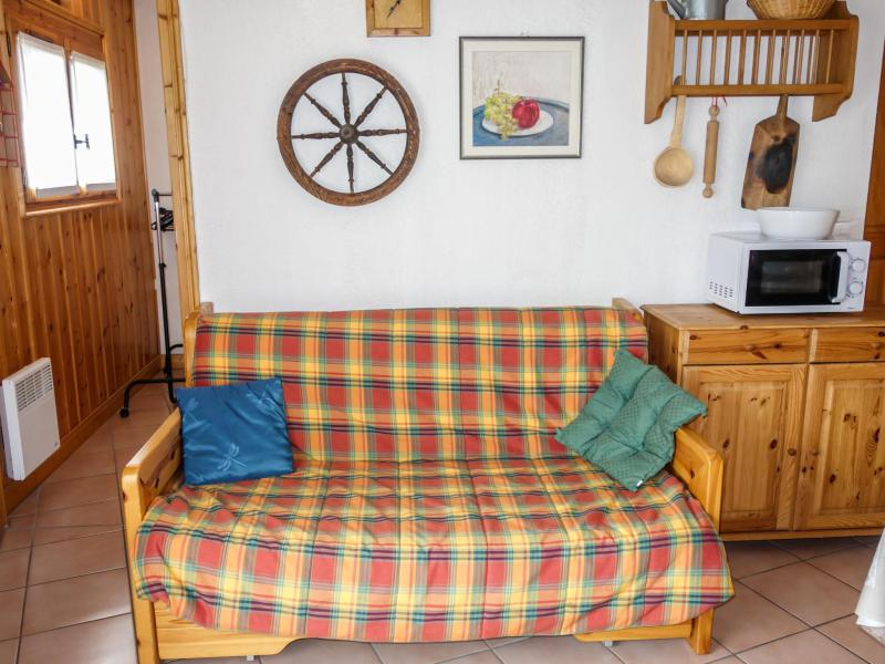 Holiday in mountain resort 3 room apartment 4 people (5) - Les Jardins Alpins - Saint Gervais - Accommodation