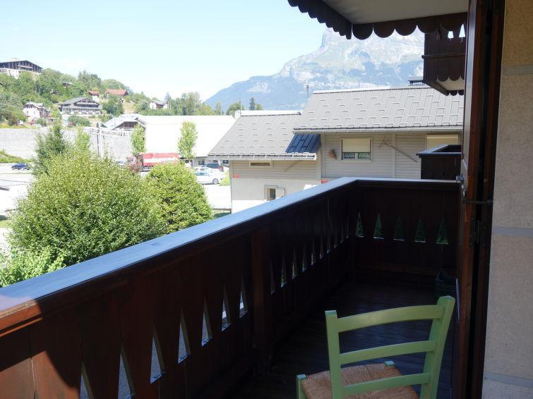 Urlaub in den Bergen 3-Zimmer-Appartment für 6 Personen (8) - Les Jardins Alpins - Saint Gervais - Unterkunft