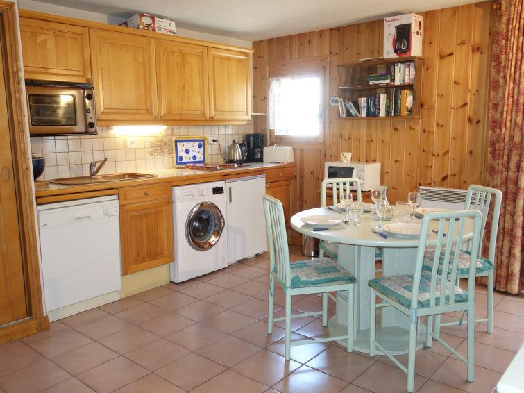 Holiday in mountain resort 2 room apartment 4 people (4) - Les Jardins Alpins - Saint Gervais - Summer outside