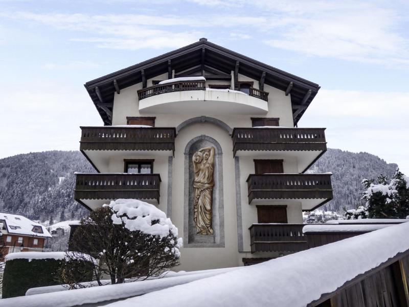 Vakantie in de bergen Les Jardins Alpins - Saint Gervais