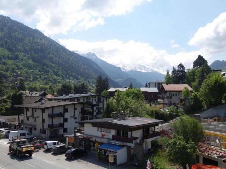 Vakantie in de bergen Appartement 2 kamers 4 personen (2) - Les Jardins Alpins - Saint Gervais - Verblijf