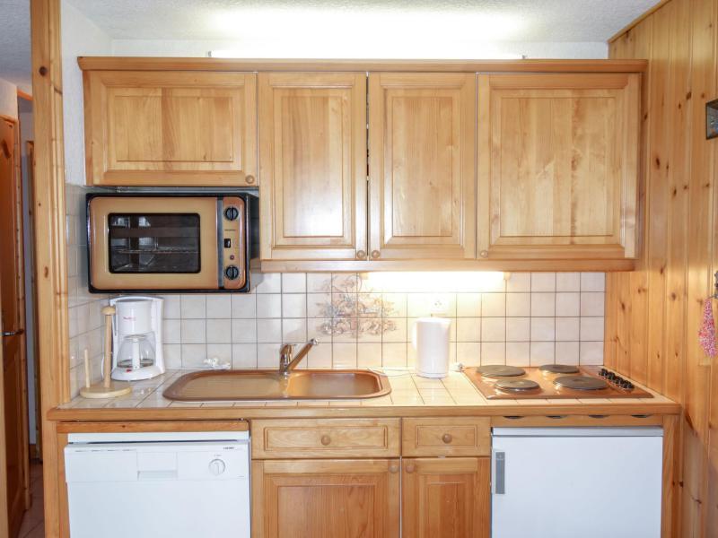 Vakantie in de bergen Appartement 3 kamers 4 personen (5) - Les Jardins Alpins - Saint Gervais - Verblijf