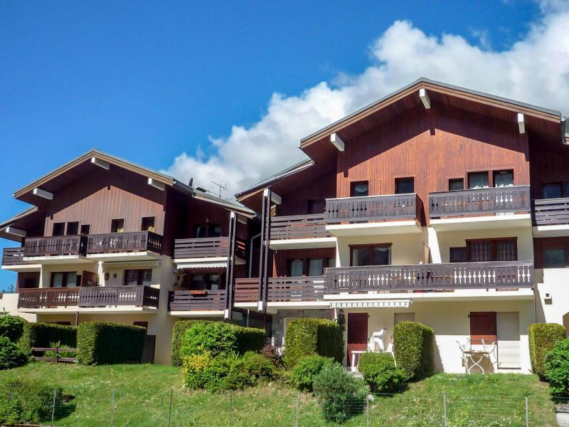 Vakantie in de bergen Les Jardins du Mont-Blanc - Chamonix