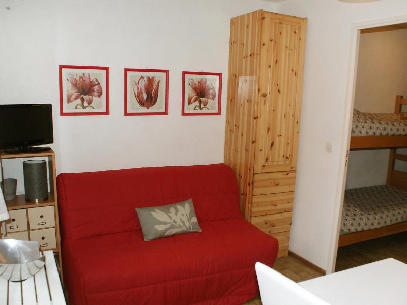 Holiday in mountain resort 1 room apartment 4 people (2) - Les Joncioles - Samoëns - Accommodation