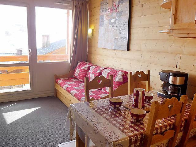 Holiday in mountain resort 1 room apartment 4 people (3) - Les Lauzières - Val Thorens - Accommodation