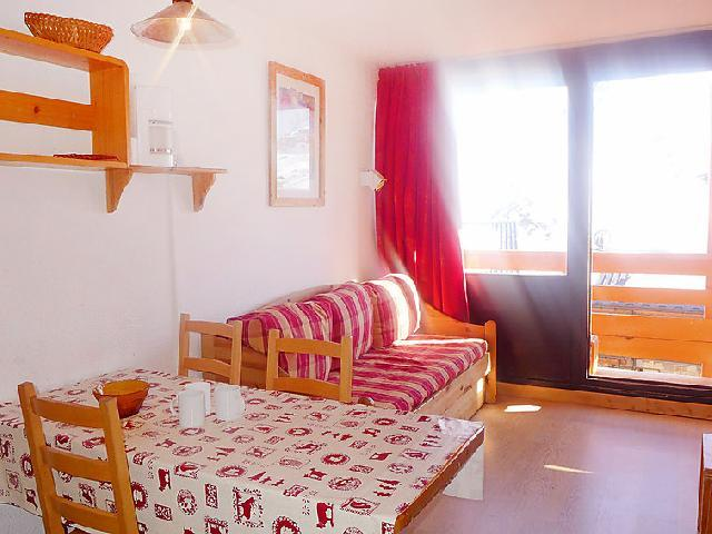 Holiday in mountain resort 2 room apartment 5 people (10) - Les Lauzières - Val Thorens - Accommodation