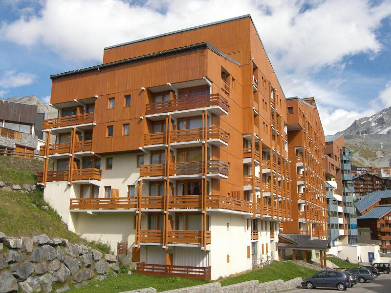 Location au ski Les Lauzières - Val Thorens - Extérieur été
