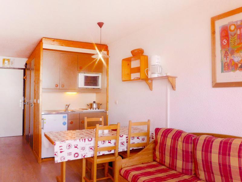 Vakantie in de bergen Appartement 2 kamers 5 personen (10) - Les Lauzières - Val Thorens - Buiten zomer