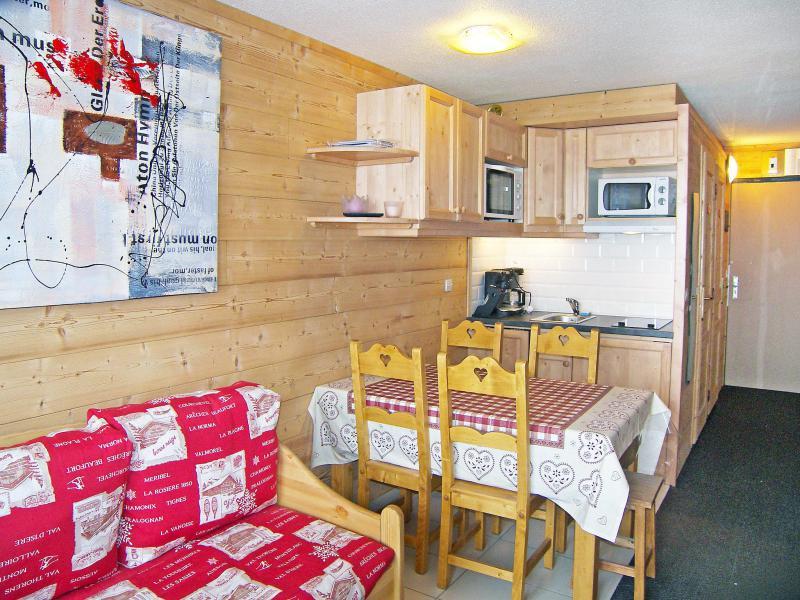 Vakantie in de bergen Appartement 1 kamers 4 personen (3) - Les Lauzières - Val Thorens - Verblijf
