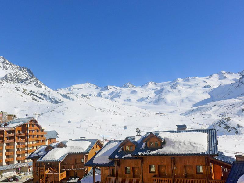 Vakantie in de bergen Appartement 2 kamers 5 personen (10) - Les Lauzières - Val Thorens - Verblijf