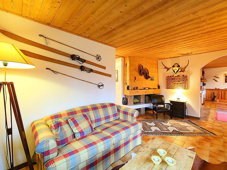 Holiday in mountain resort 4 room apartment 6 people (1) - Les Liarets - Chamonix - Accommodation