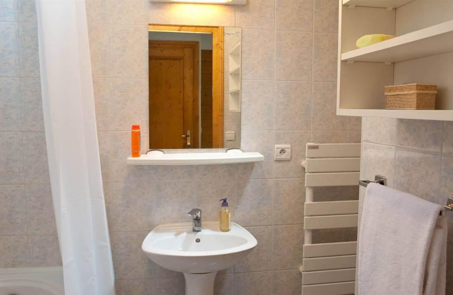 Urlaub in den Bergen Les Lodges des Alpages - La Plagne - Badezimmer
