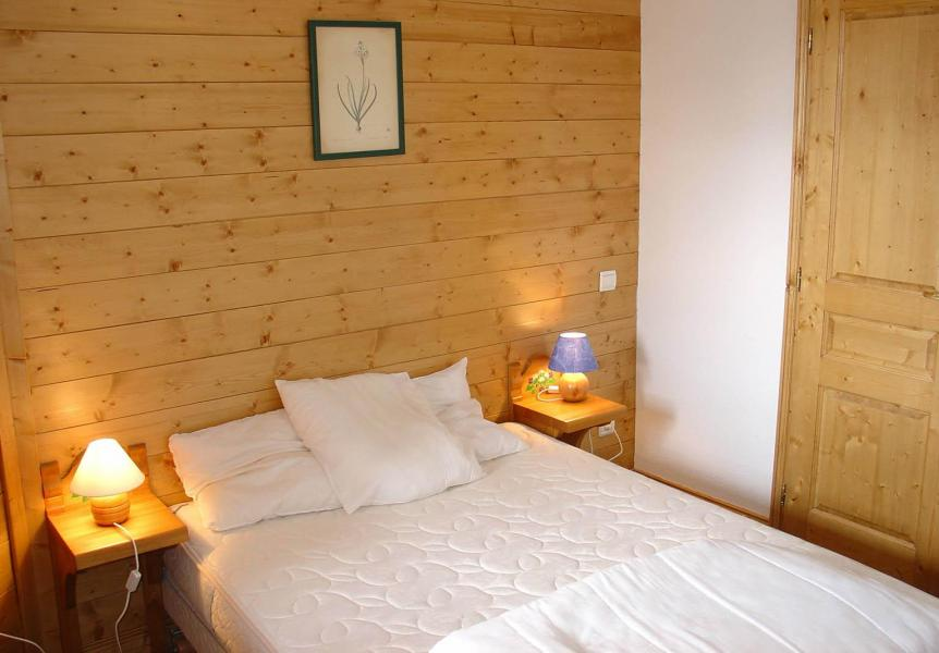 Holiday in mountain resort Les Lodges des Alpages - La Plagne - Bedroom