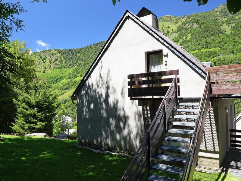 Location au ski Appartement 2 pièces 4 personnes (1) - Les Marmottes - Barèges/La Mongie - Extérieur été
