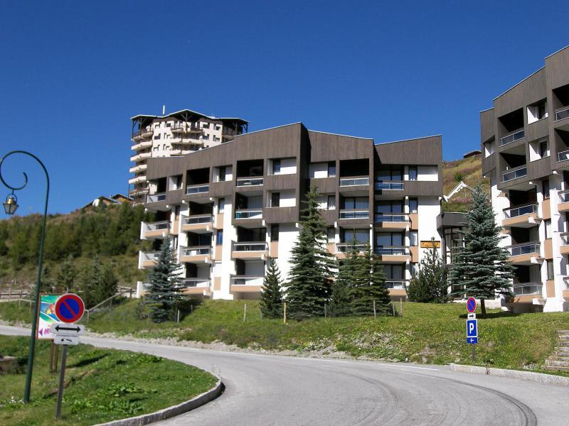 Vakantie in de bergen Les Mélèzes - Les Menuires