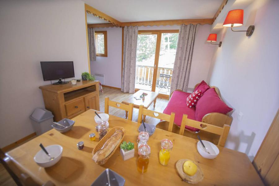 Wakacje w górach Apartament 2 pokojowy 6 osób (MBB203) - Les Monts du Bois d'Or - Les Orres