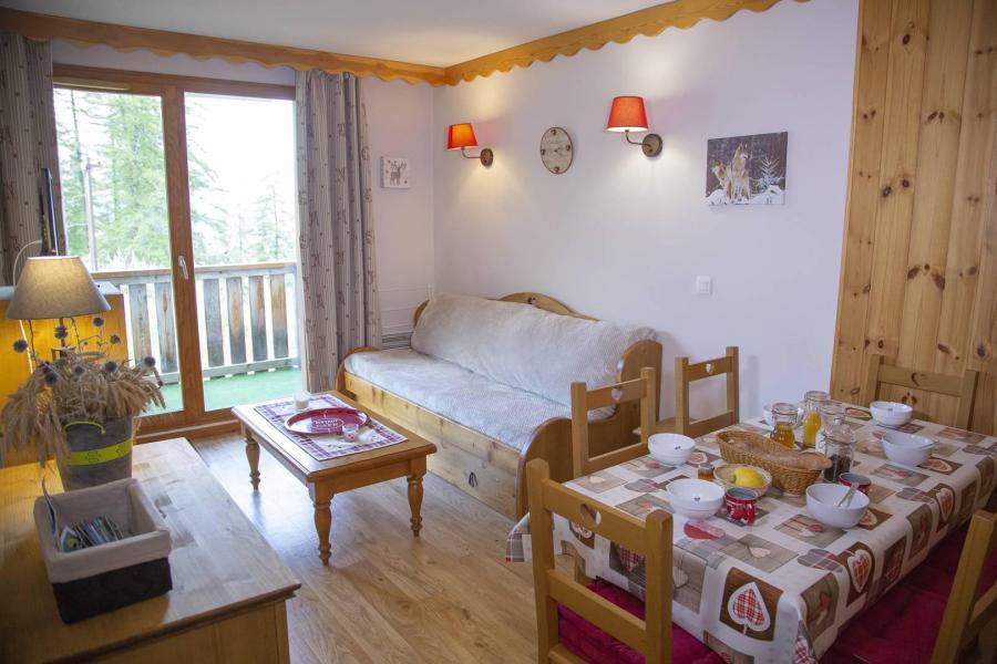 Wakacje w górach Apartament 3 pokojowy 6 osób (MBC102) - Les Monts du Bois d'Or - Les Orres