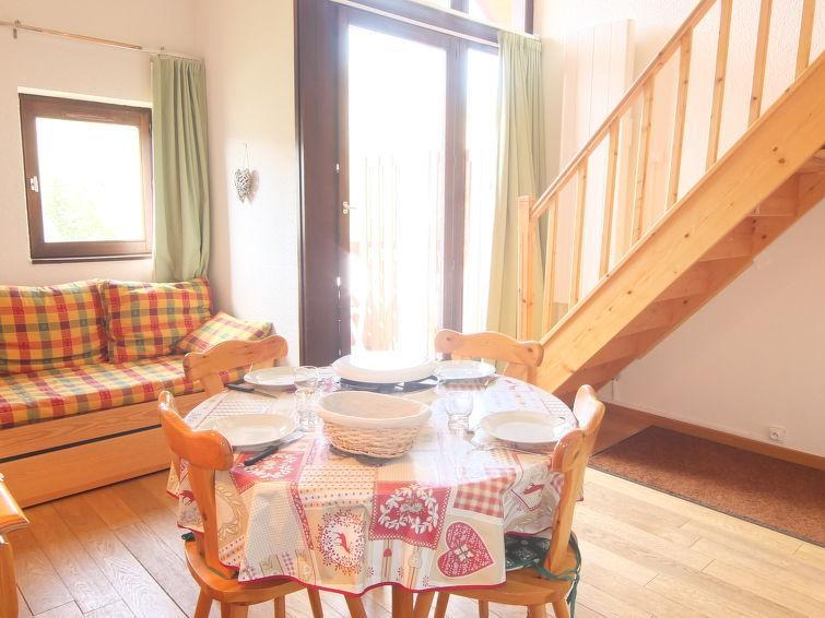 Holiday in mountain resort 1 room apartment 4 people (10) - Les Mousquetons - La Toussuire - Accommodation