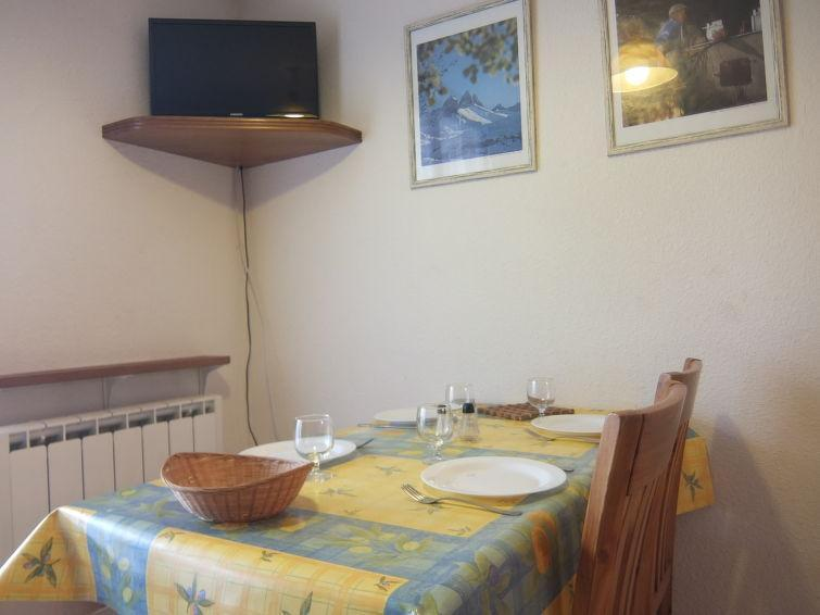 Holiday in mountain resort 1 room apartment 4 people (5) - Les Mousquetons - La Toussuire - Accommodation