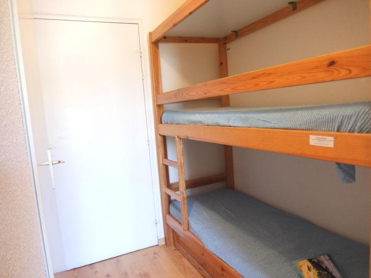 Holiday in mountain resort 2 room apartment 4 people (20) - Les Mousquetons - La Toussuire - Accommodation