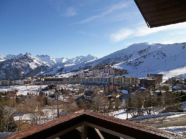 Holiday in mountain resort 2 room apartment 4 people (8) - Les Mousquetons - La Toussuire - Accommodation