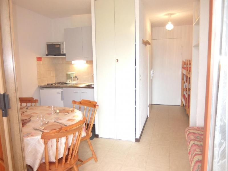 Holiday in mountain resort 2 room apartment 4 people (19) - Les Mousquetons - La Toussuire - Summer outside
