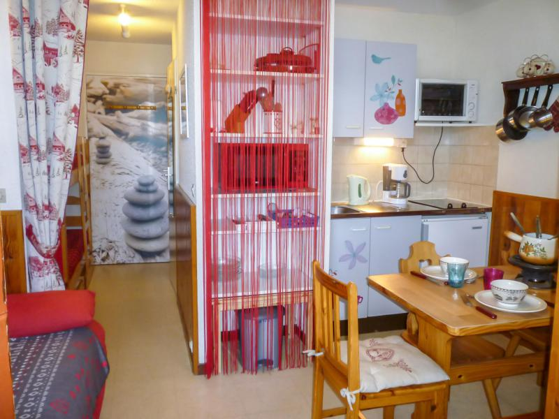 Holiday in mountain resort 2 room apartment 4 people (8) - Les Mousquetons - La Toussuire - Summer outside
