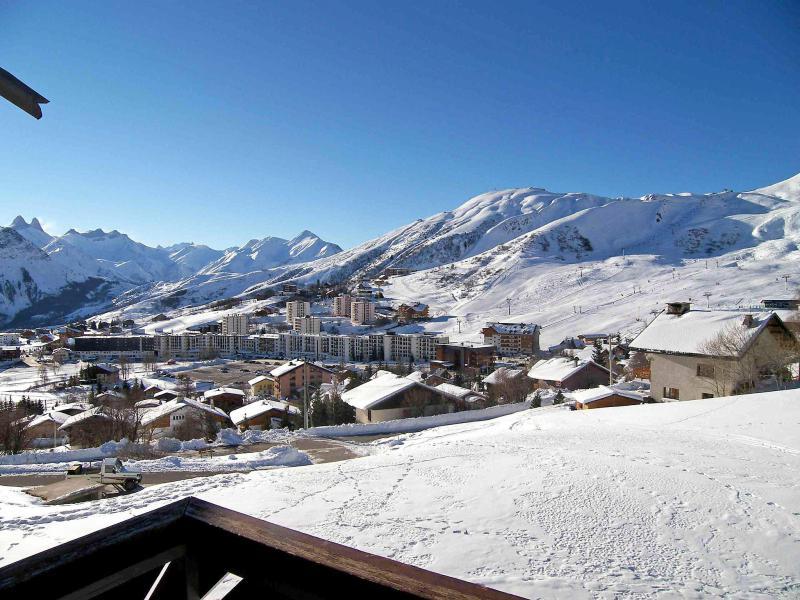 Vakantie in de bergen Appartement 1 kamers 4 personen (10) - Les Mousquetons - La Toussuire