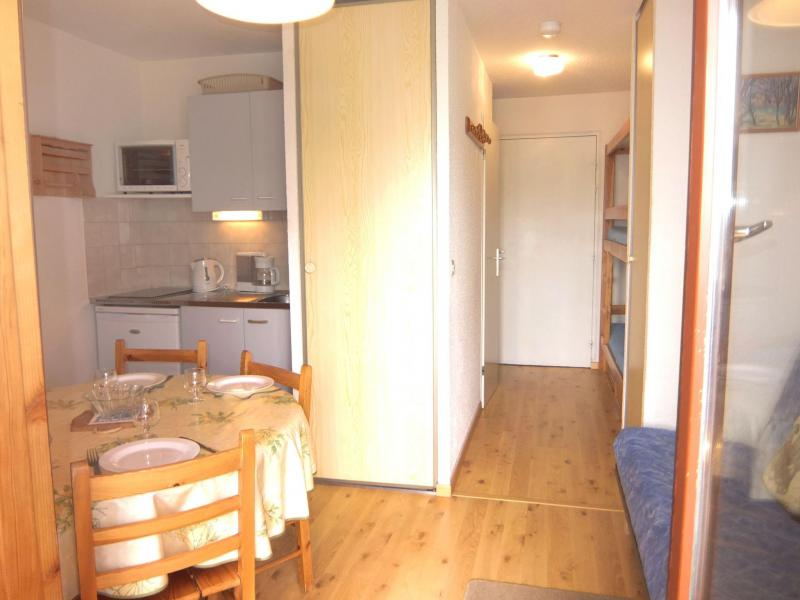 Holiday in mountain resort 2 room apartment 4 people (20) - Les Mousquetons - La Toussuire - Summer outside