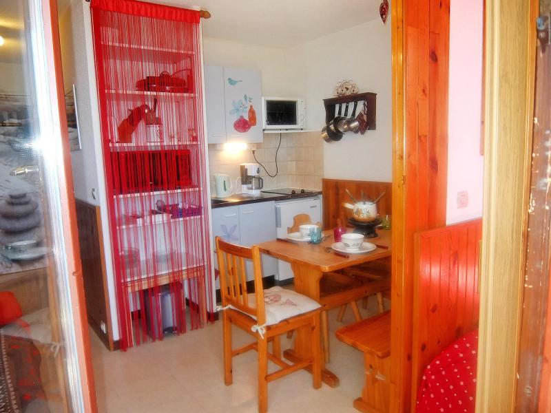 Vakantie in de bergen Appartement 2 kamers 4 personen (8) - Les Mousquetons - La Toussuire - Verblijf