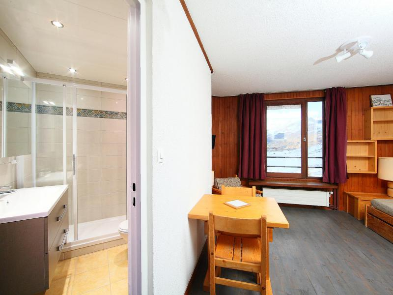 Holiday in mountain resort 1 room apartment 2 people (8) - Les Moutières B1 et B2 - Tignes - Accommodation