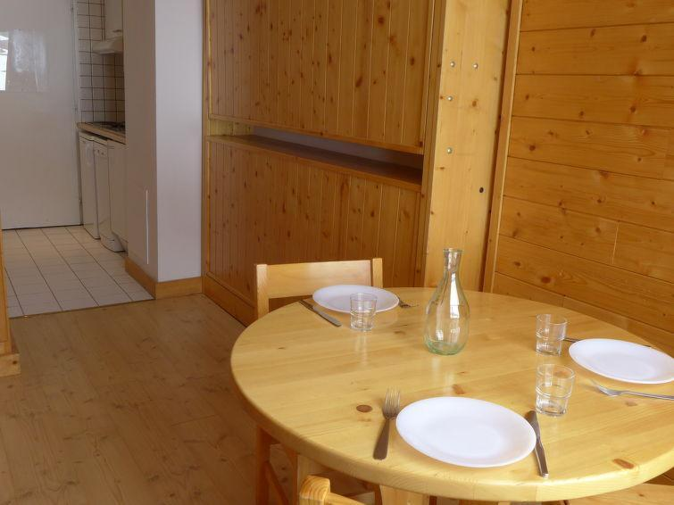 Holiday in mountain resort 1 room apartment 3 people (23) - Les Moutières B1 et B2 - Tignes - Accommodation