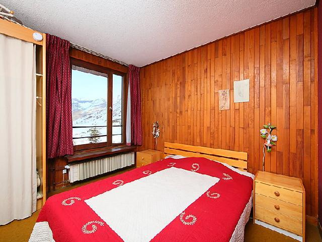 Holiday in mountain resort 2 room apartment 5 people (18) - Les Moutières B1 et B2 - Tignes - Accommodation
