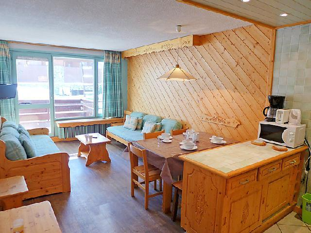 Holiday in mountain resort 2 room apartment 6 people (21) - Les Moutières B1 et B2 - Tignes - Accommodation