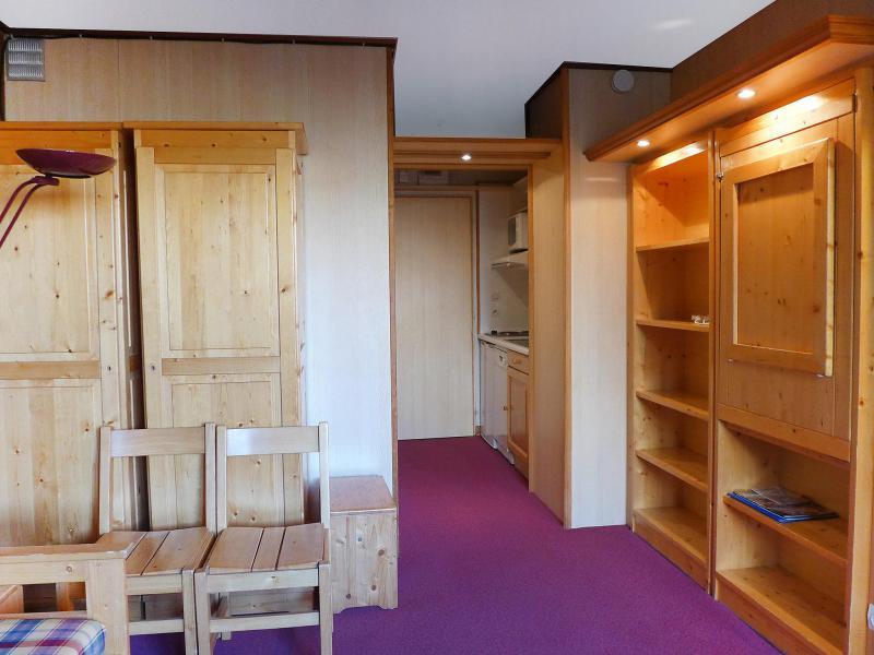 Vakantie in de bergen Appartement 1 kamers 3 personen (12) - Les Moutières B1 et B2 - Tignes