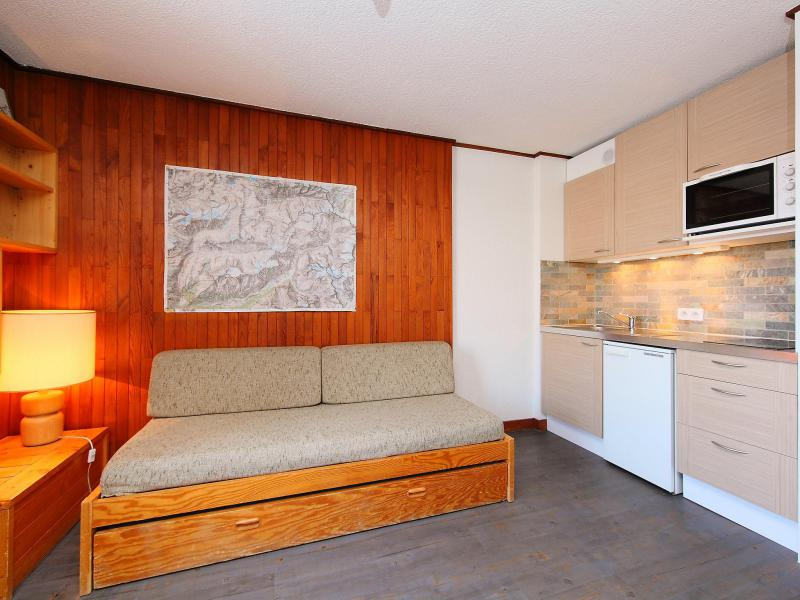 Holiday in mountain resort 1 room apartment 2 people (8) - Les Moutières B1 et B2 - Tignes - Summer outside