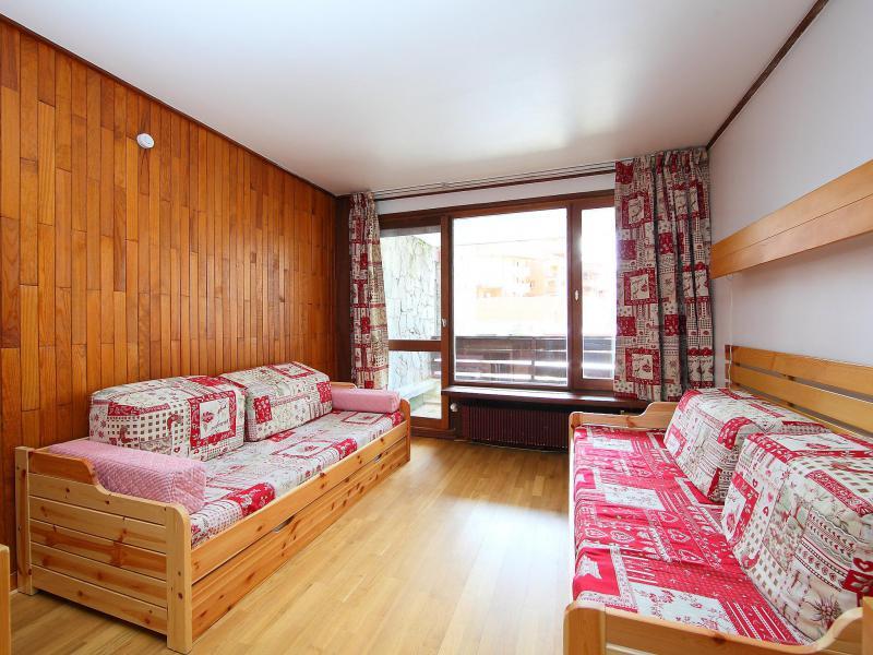 Vakantie in de bergen Appartement 2 kamers 5 personen (18) - Les Moutières B1 et B2 - Tignes - Buiten zomer