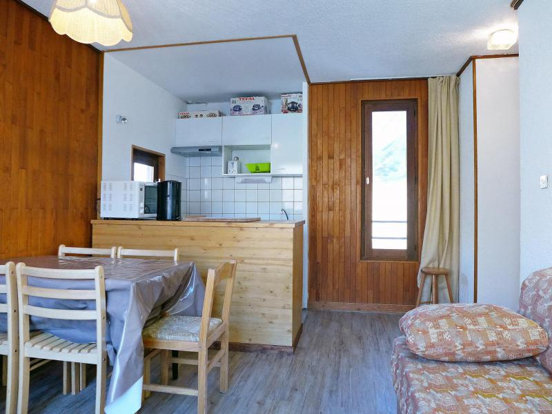 Holiday in mountain resort 2 room apartment 6 people (20) - Les Moutières B1 et B2 - Tignes - Summer outside