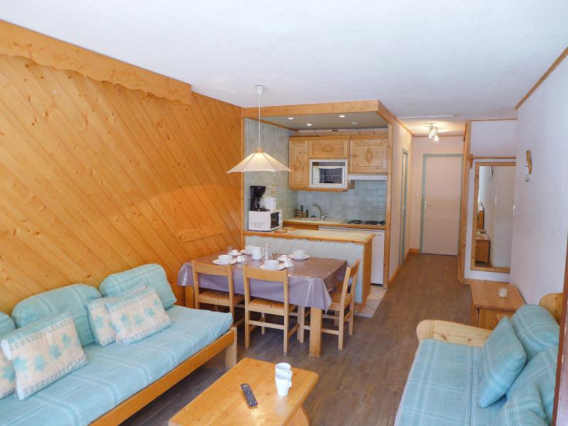 Holiday in mountain resort 2 room apartment 6 people (21) - Les Moutières B1 et B2 - Tignes - Summer outside