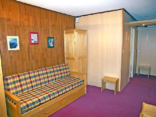 Vakantie in de bergen Appartement 1 kamers 3 personen (12) - Les Moutières B1 et B2 - Tignes - Verblijf