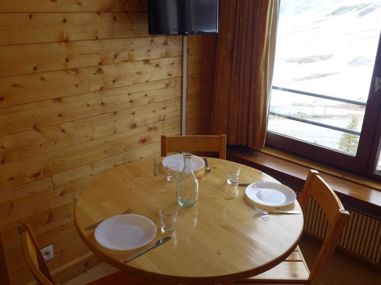 Vakantie in de bergen Appartement 1 kamers 3 personen (23) - Les Moutières B1 et B2 - Tignes - Verblijf