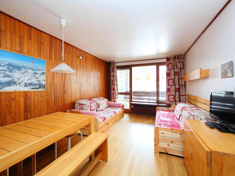 Vakantie in de bergen Appartement 2 kamers 5 personen (18) - Les Moutières B1 et B2 - Tignes - Verblijf