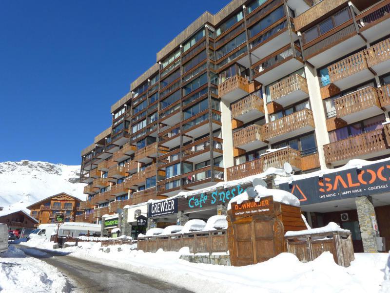Vakantie in de bergen Les Névés - Val Thorens