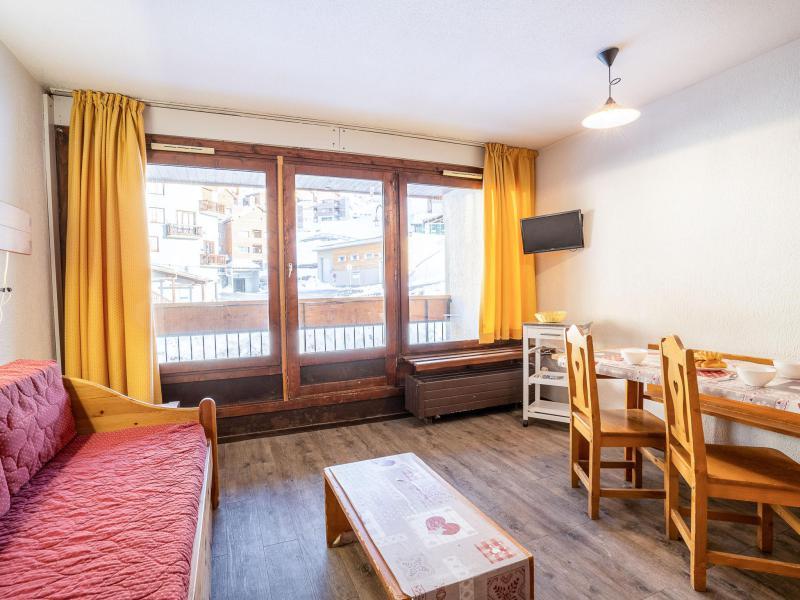 Vakantie in de bergen Appartement 1 kamers 4 personen (5) - Les Névés - Val Thorens - Verblijf