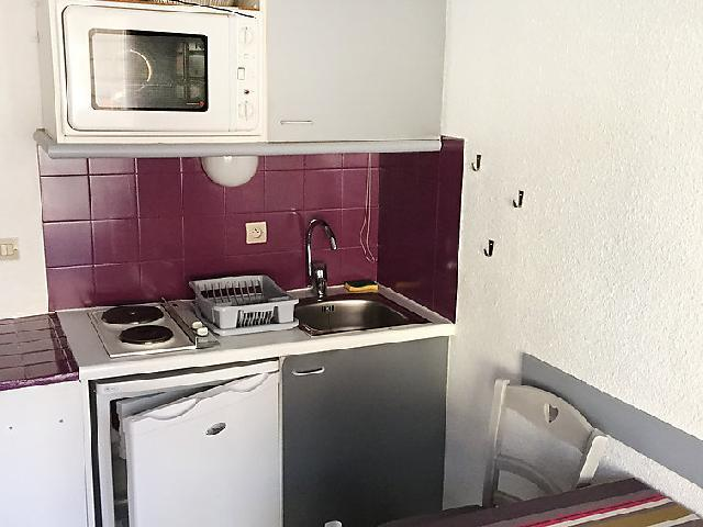 Vakantie in de bergen Appartement 2 kamers 4 personen (9) - Les Olympiques - Tignes - Keukenblok