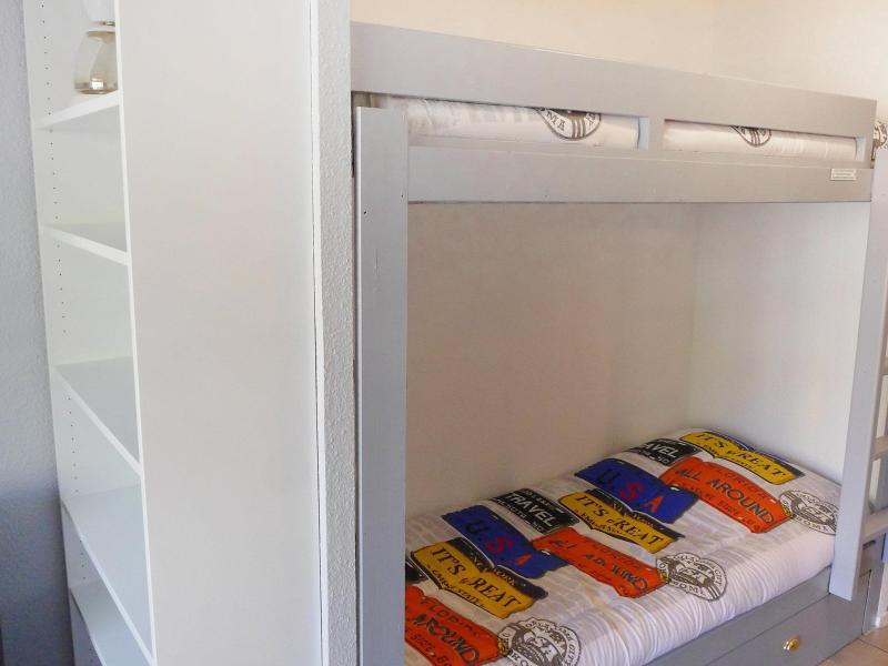 Vakantie in de bergen Appartement 2 kamers 4 personen (9) - Les Olympiques - Tignes - Stapelbedden
