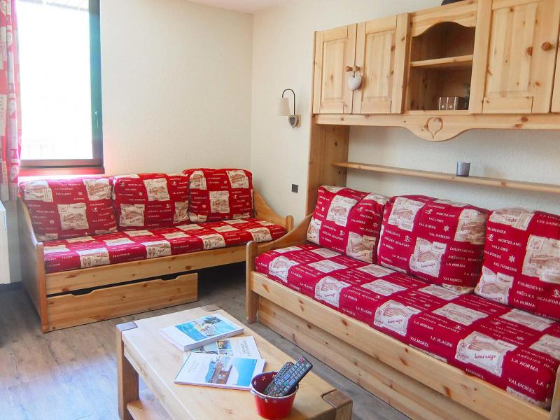 Holiday in mountain resort 2 room apartment 5 people (5) - Les Origanes - Les Menuires - Accommodation