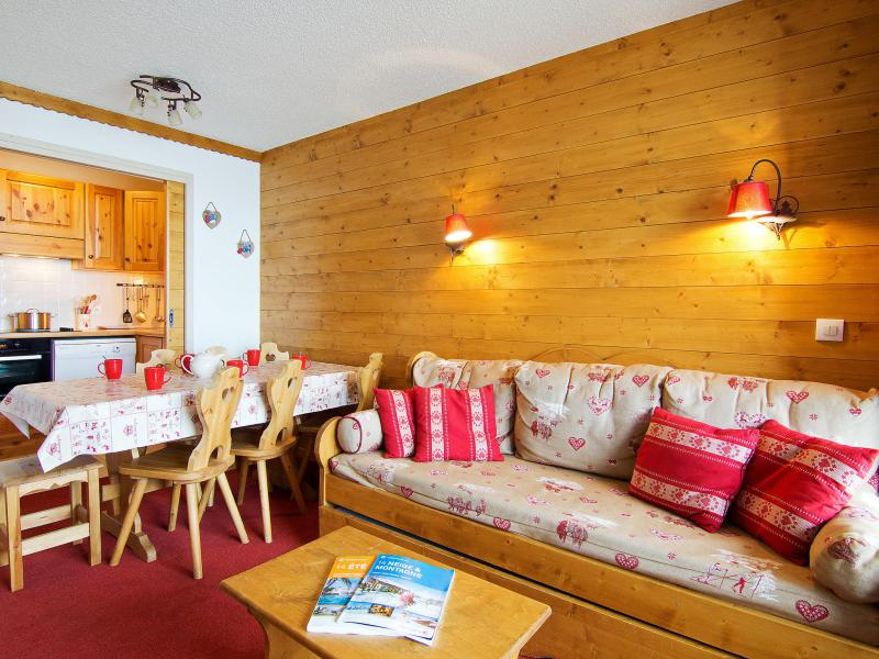 Holiday in mountain resort 3 room apartment 6 people (7) - Les Origanes - Les Menuires - Summer outside