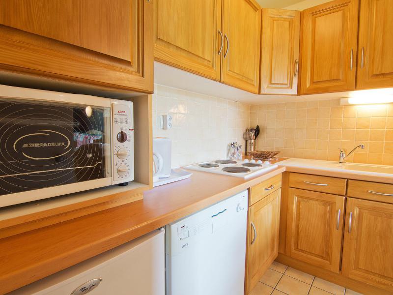 Vakantie in de bergen Appartement 3 kamers 6 personen (4) - Les Origanes - Les Menuires - Verblijf
